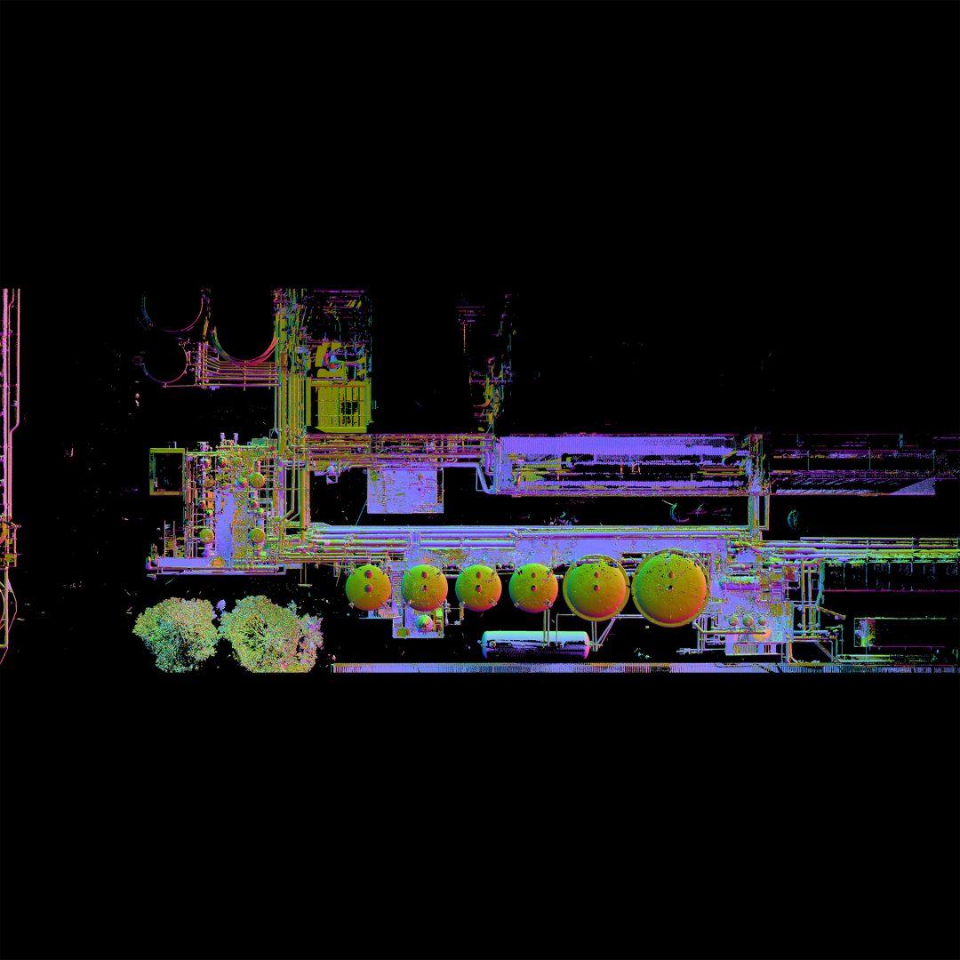 Escaneado laser y modelado