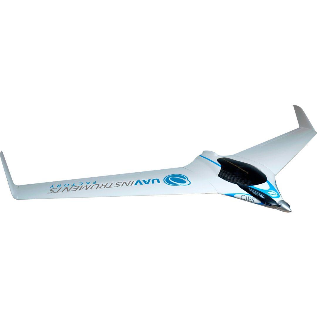 ANSI - Desarrollo ala fija para UAV INSTRUMENTS