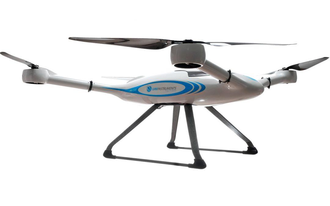 Desarrollo multirrotor 8 Kg para UAV INSTRUMENTS