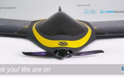 Nuestro proyecto CÍES UAV SOLAR ha sido seleccionado para la Business Factory Aero