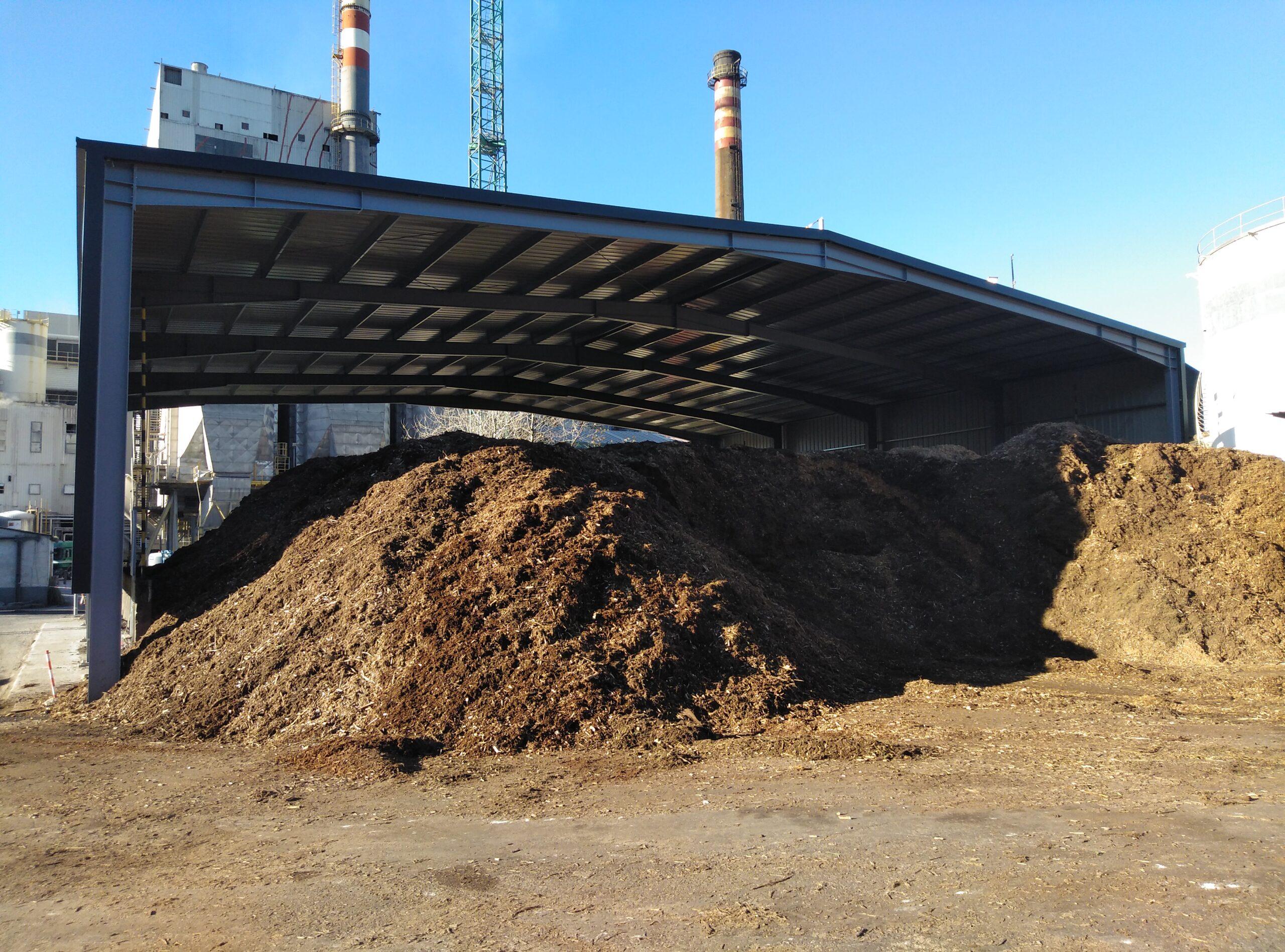 Nave biomasa ENCE - ANSI